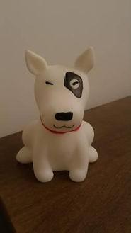 Luminária Bull Terrier