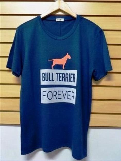 Camiseta Bull Terrier Forever