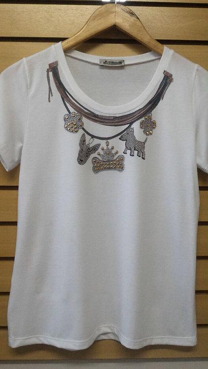Camiseta Bulls Colar