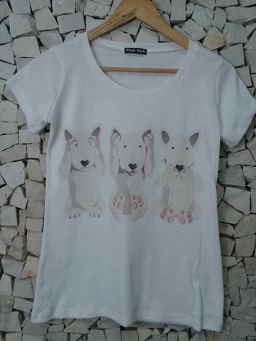 Camiseta 3 Bullzinhos