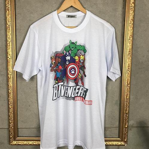 Camiseta BTAvengers