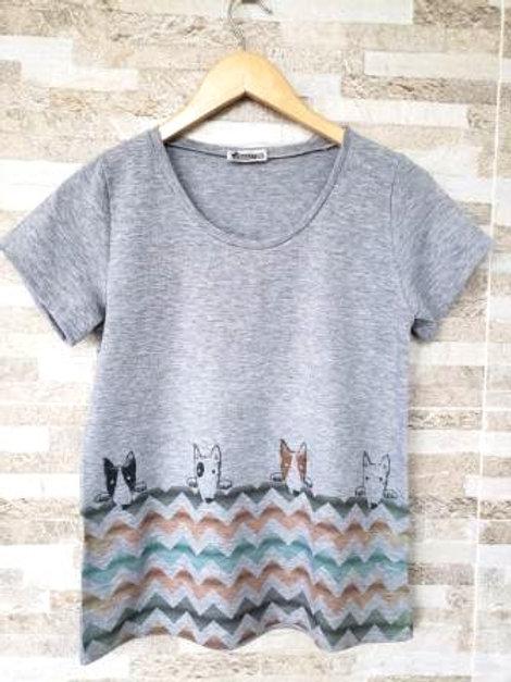 Camiseta 4 Buls