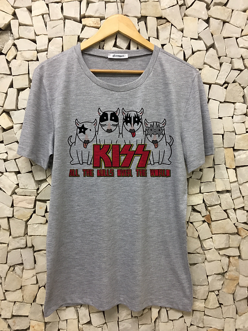 Camiseta Kiss the Bull