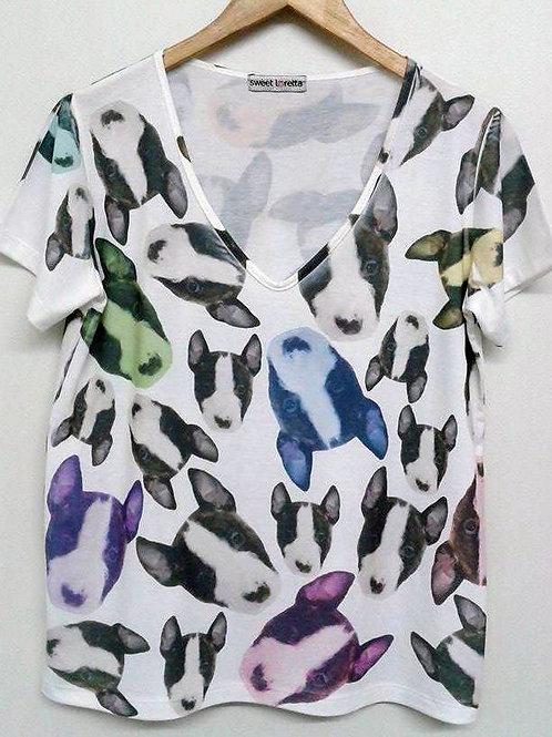 Camiseta Bullzinhos