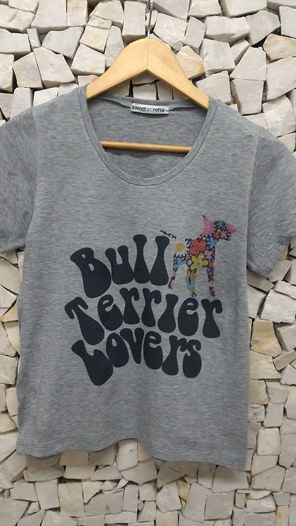 Camiseta @bullterrierlovers