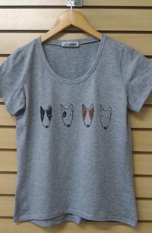 Camiseta 4 Bullzinhos