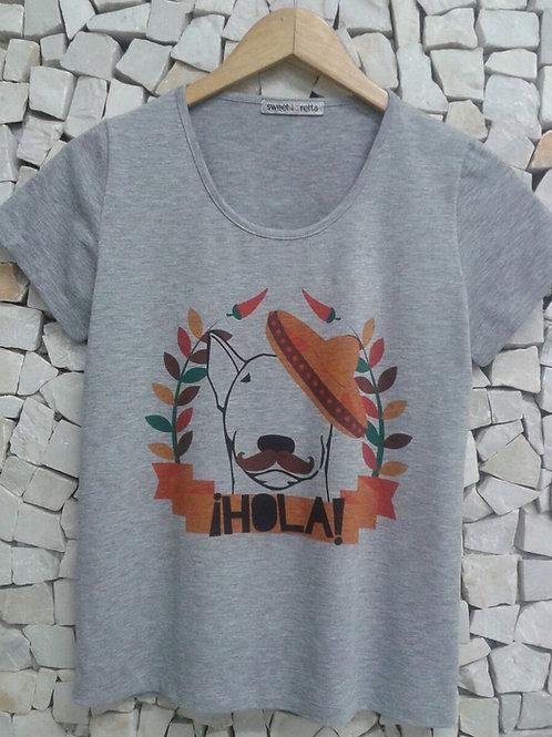 Camiseta Bull Mexicano