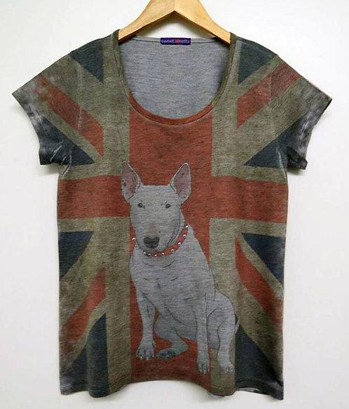Camiseta Bull Bandeira