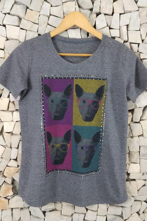 Camiseta Bull Pop Art