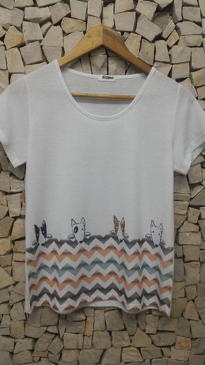 Camiseta Barrado