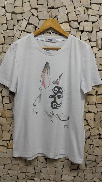 Camiseta Masculina Pet Art Crew Tyson By Edson Ramos