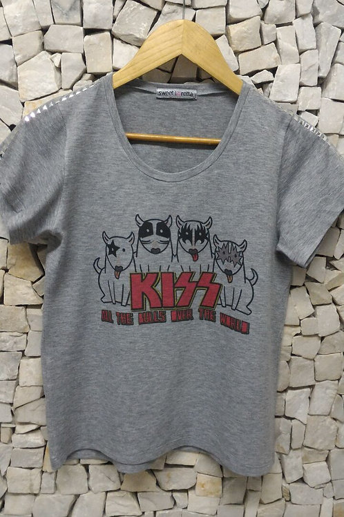 Camiseta Kiss the Bulls