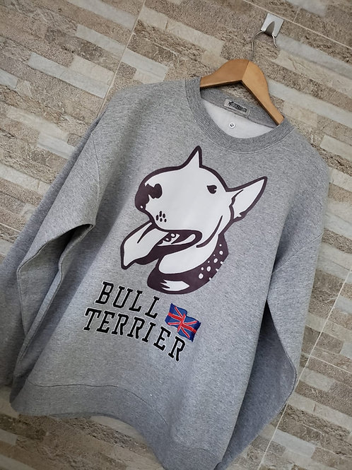 Moleton Masculino    English Bull Terrier