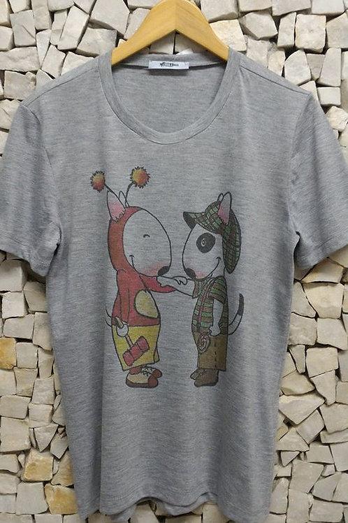 Camiseta Bull Friends