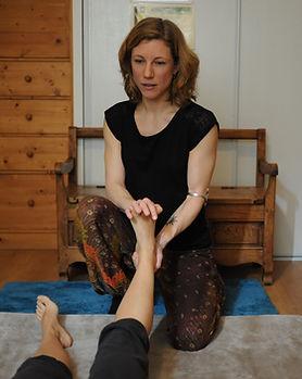 Nathalie simon massage bien-être