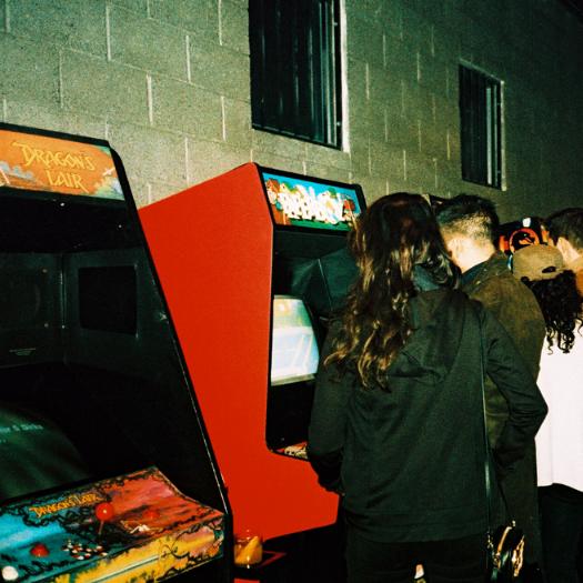 LAST CALL: Eighty Two Arcade