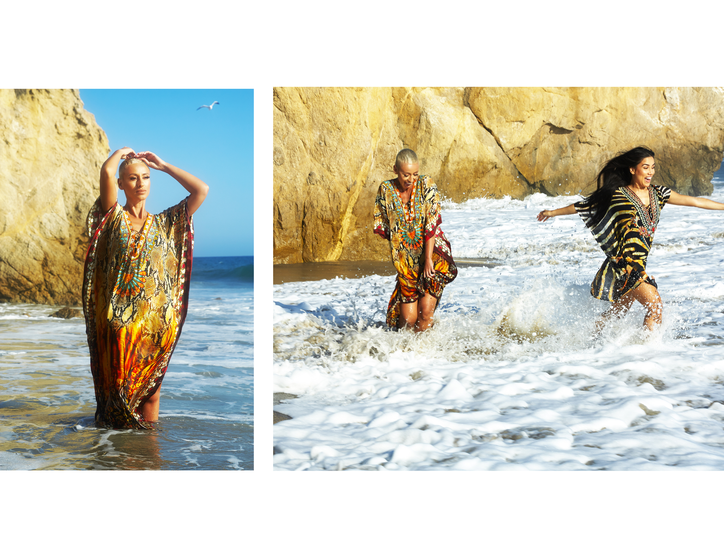 Asa Kaftans Look Book