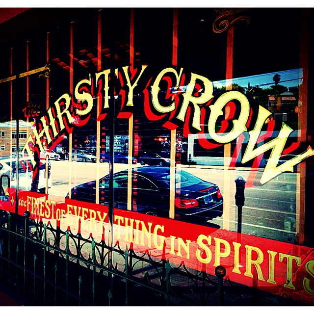 LAST CALL: The Thirsty Crow