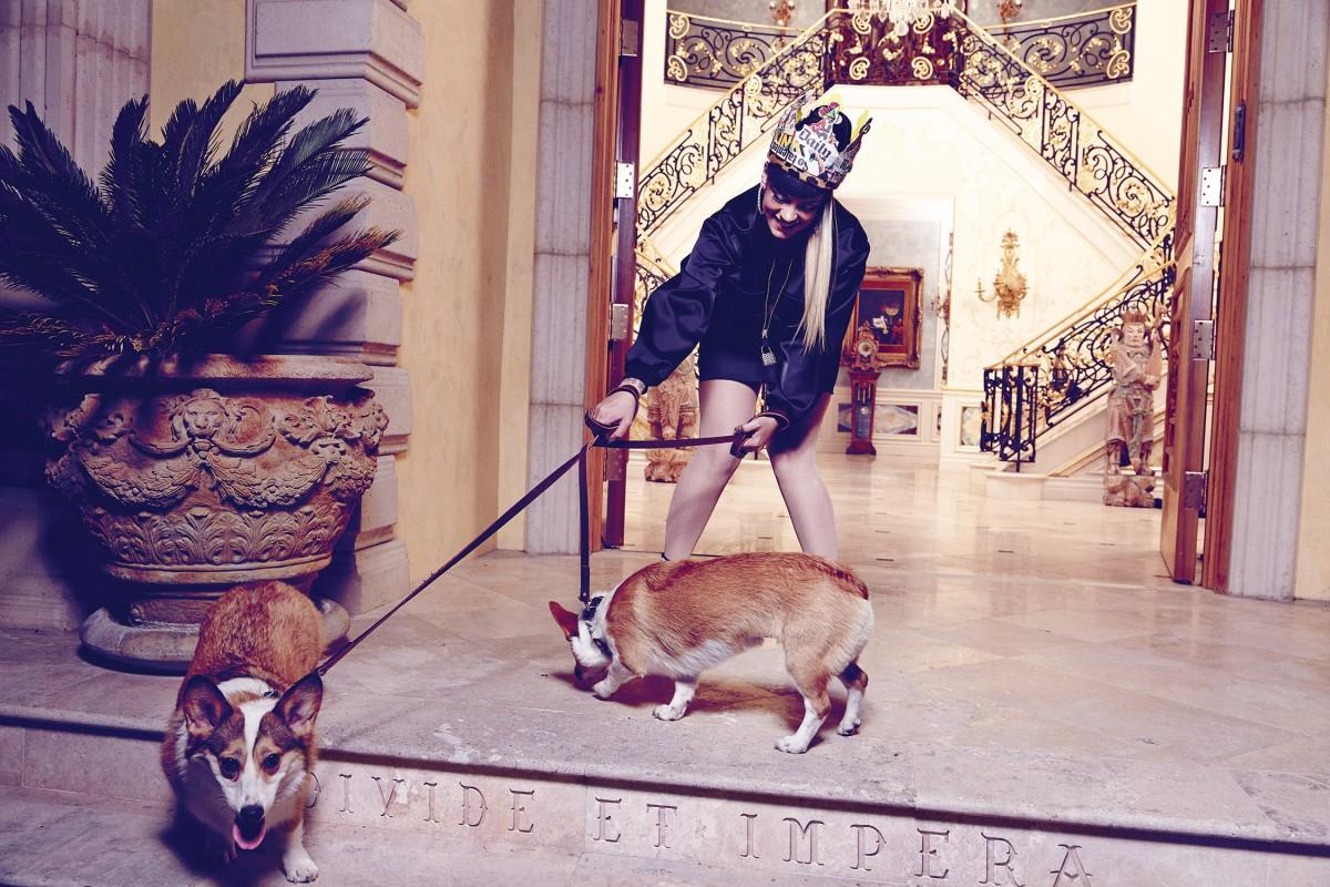 Lily Allen Sheezus Album shoot