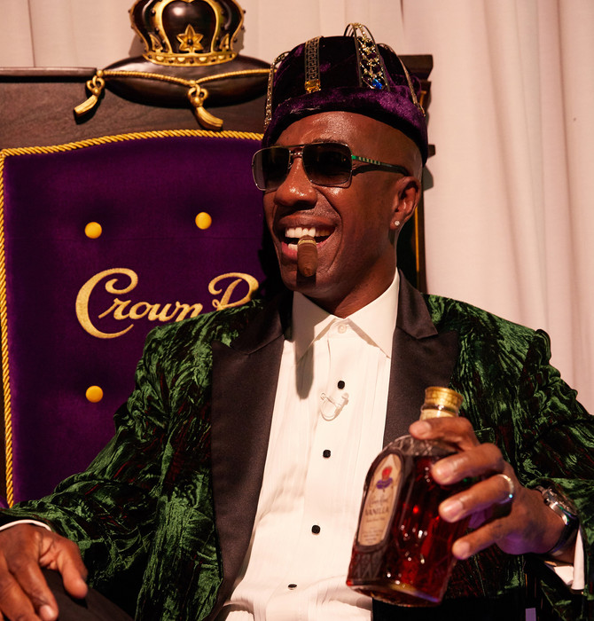 IN CROWD: Crown Royal King of Flavor Party