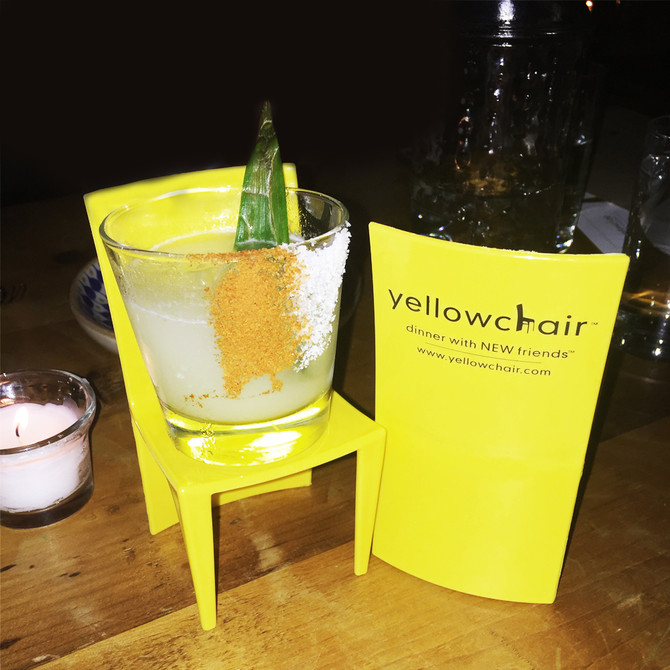 EYHO NY: The Yellowchair Experience