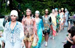 Asa Kaftans runway show