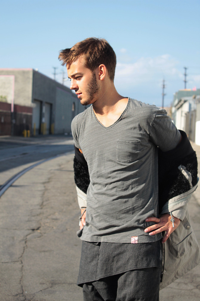 BEHIND THE SEAMS: AW2014 Lookbook - Arts District