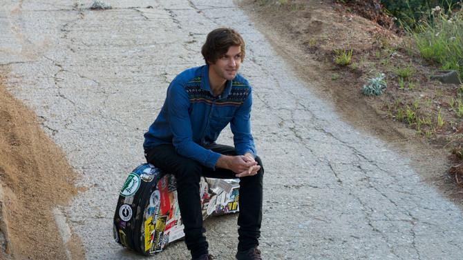 BACKSTAGE: Singer-Songwriter Daniel Champagne