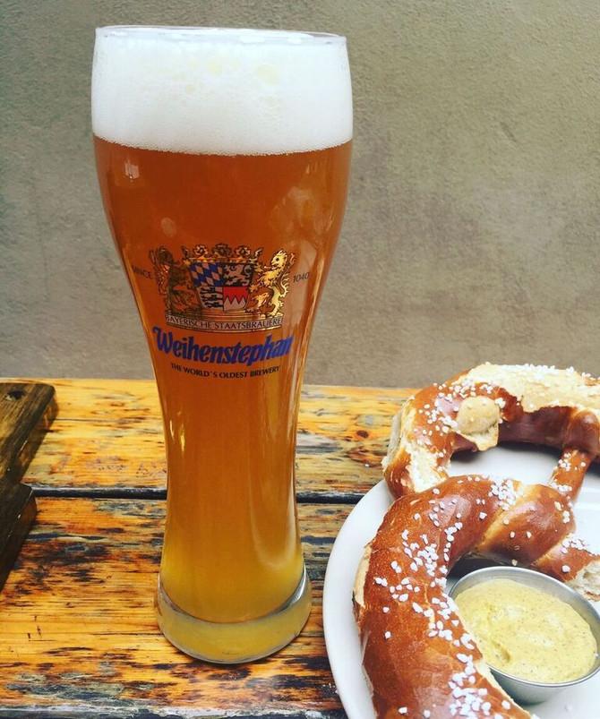 SUNDAY FUNDAY NYC: Craft Beer & Pretzel festival