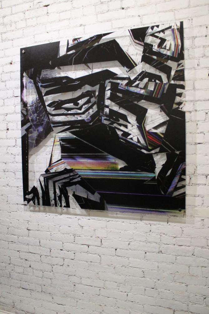 IN CROWD: Artist KESH's LJUS2 Exhibit