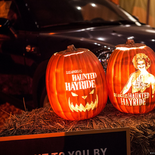 LIFESTYLE: Haunted Hayride at Griffith Park