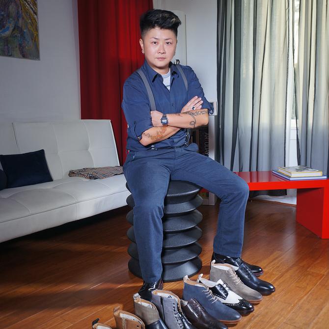 BEHIND THE SEAMS: Shoe Designer Nik Kacy