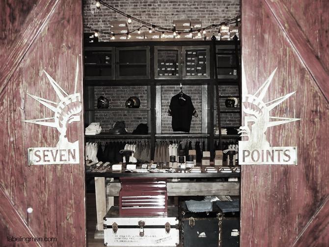 BRICK & MORTAR: Seven Points