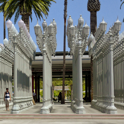 LIFESTYLE: Los Angeles County Museum of Art