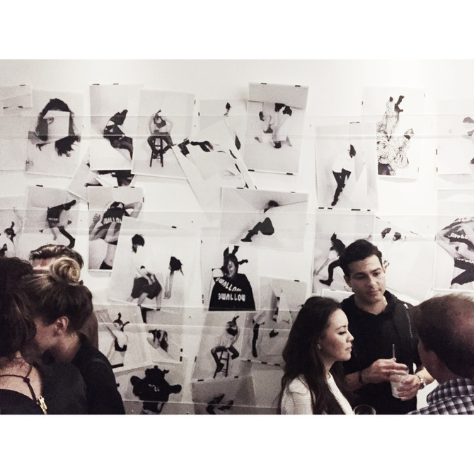 IN CROWD: McQ Capsule Release Party