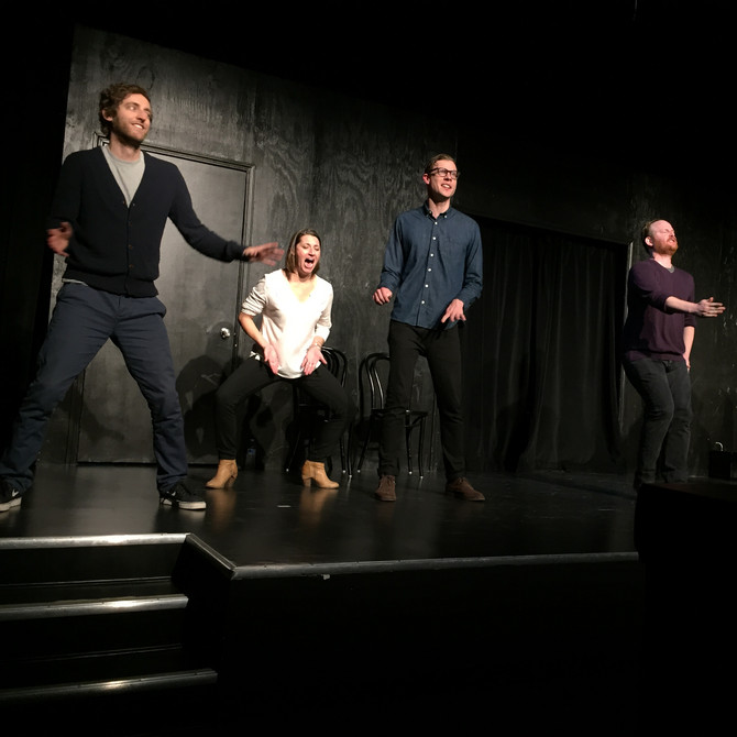 LIFESTYLE: Upright Citizens Brigade