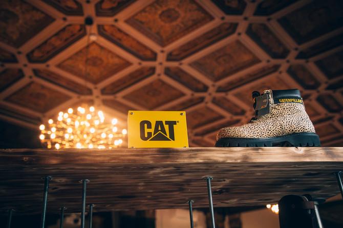 IN CROWD: CAT Footwear SS16 Launch
