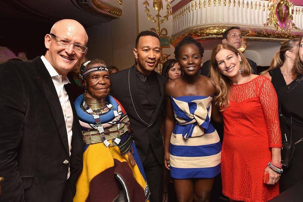 Lupita Nyong'o john legened
