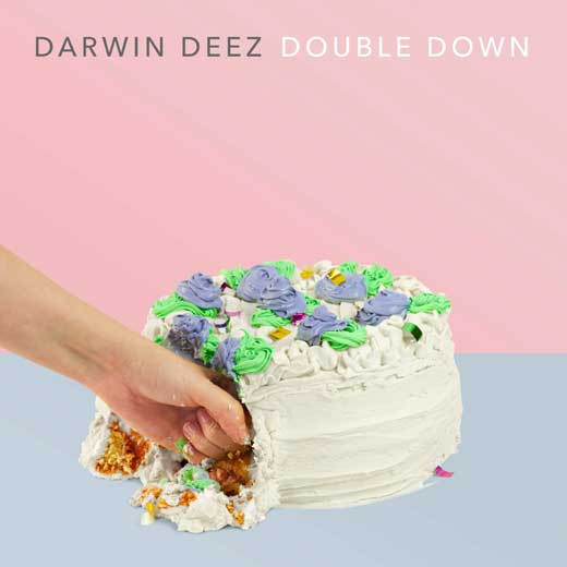 #MusicMonday: Darwin Deez - Double Down