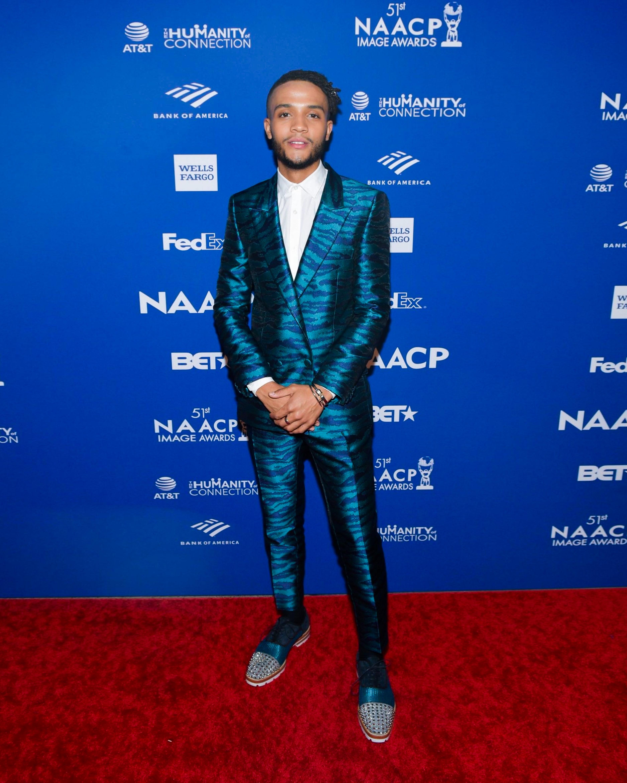 Nicholas Ashe x NAACP