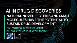 Natural novel proteins and small molecules have the potential to sustain drug development