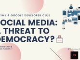 Are Social Media Threats to Democracy?