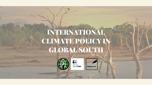 International Climate Policy in Global South
