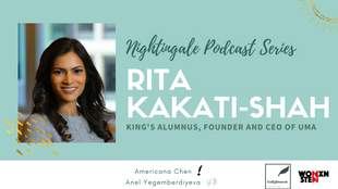 An interview with Founder and CEO of Uma - Rita Kakati-Shah