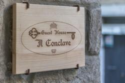 Targa Il Conclave