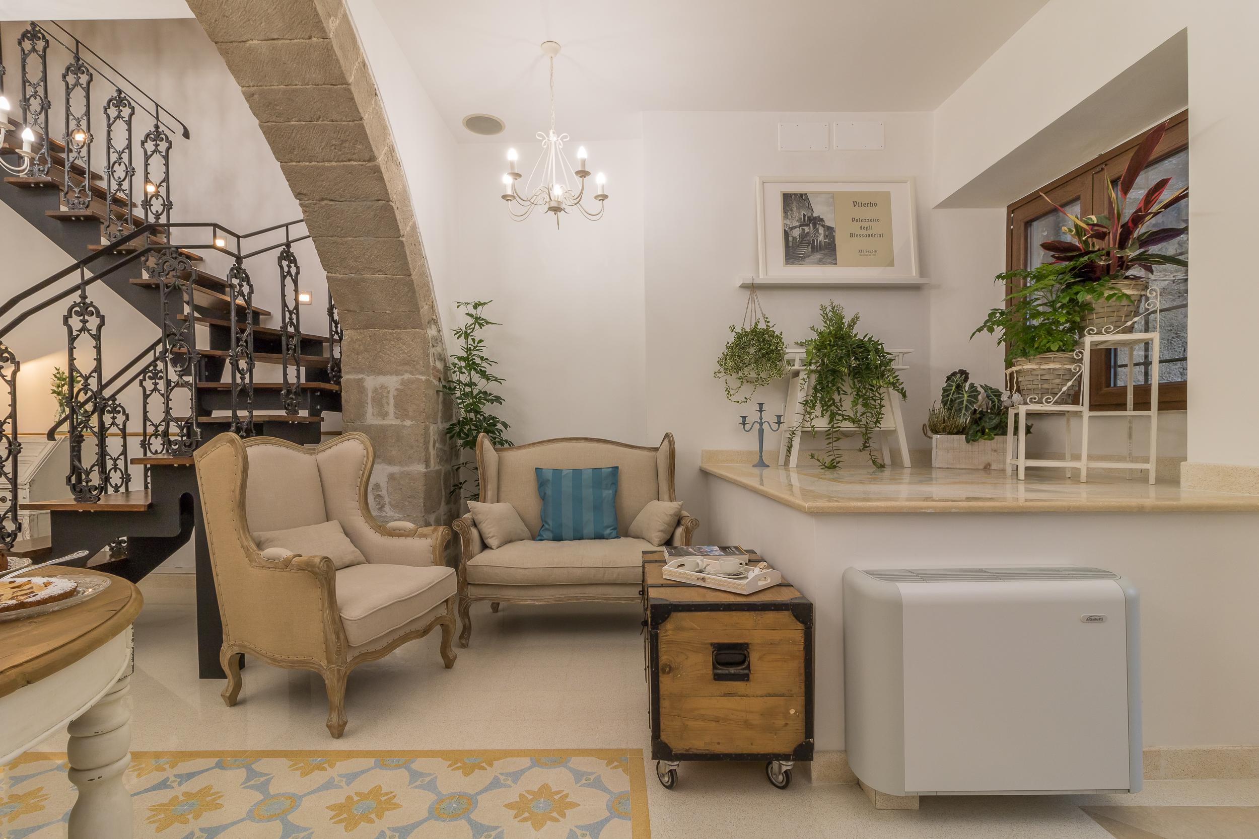 Angolo relax - divano e poltrona