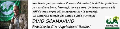 Spezzaferro la favola commento Dino Scanavino Presidente CIA Agricoltori italiani