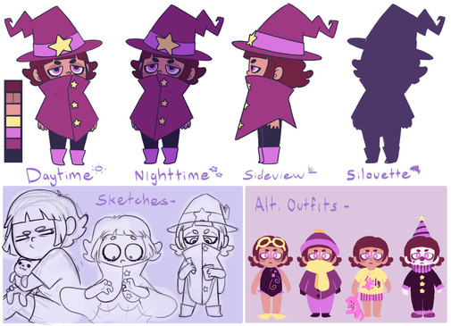 Esme Character Sheet