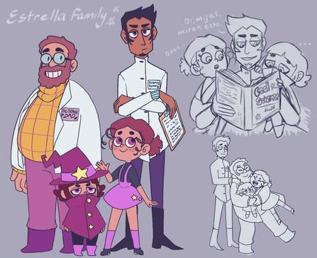 Estrella Family