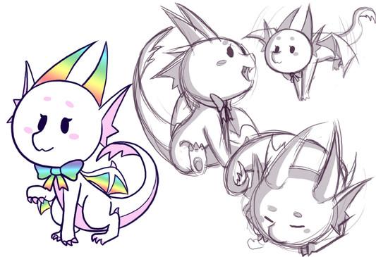 Dragon Familar
